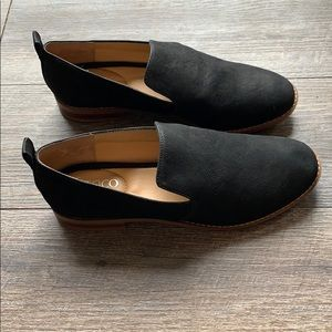 BNWT black loafers!